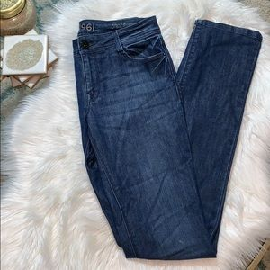 DL1961 Grace Straight Leg High Waist Jeans